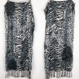 ♦️CLEARANCE♦️bebe scarf OS
